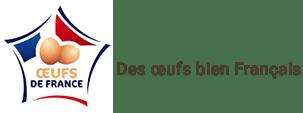 Logo des oeufs de France
