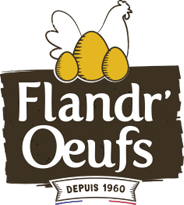 Logo de Flandr'oeufs