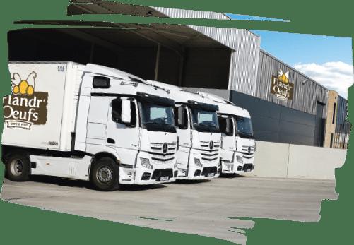 Image de camions